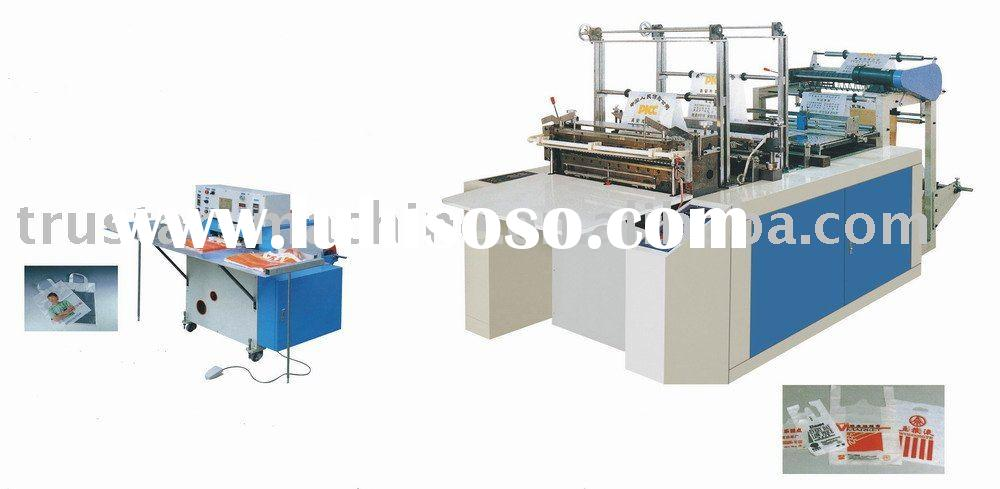 Shopping Bag&Clothing Bag Making Machine(Computer Control Heat Sealing and Cold Cutting)