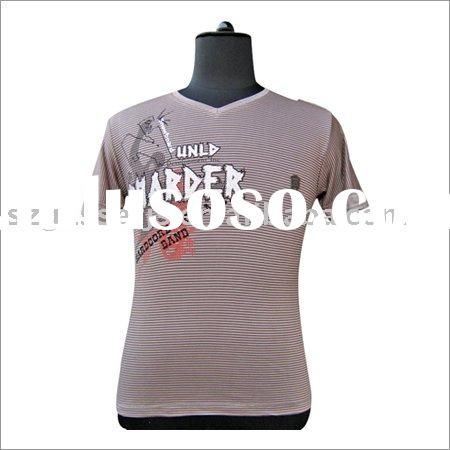 Silk Screen T-shirts Printing