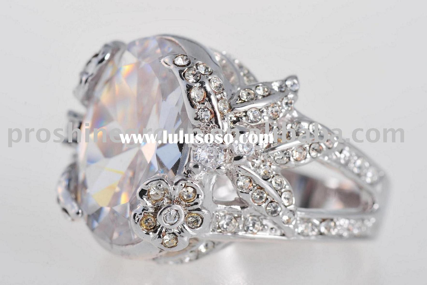 Silver 925 ring / 925 silver CZ ring / 925 silver jewelry / Fashion jewelry / precious Jewelry / fas