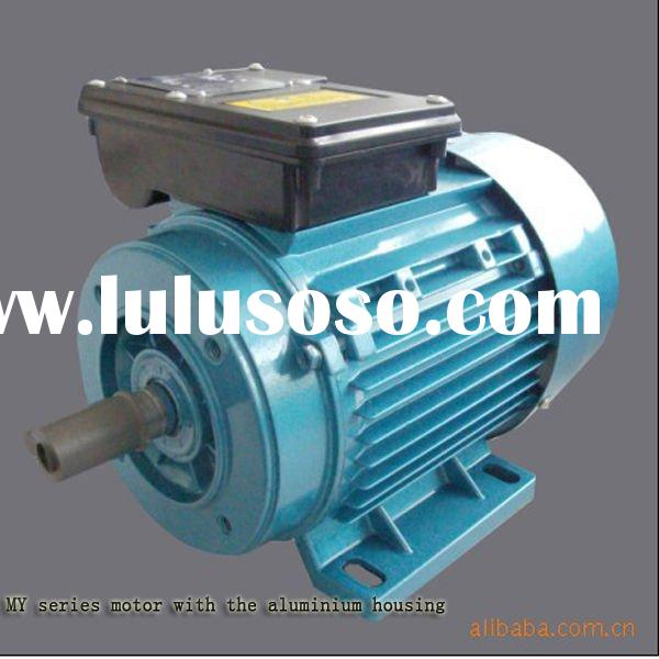 Single-phase Aluminum Housing General Electric Motors MY Series