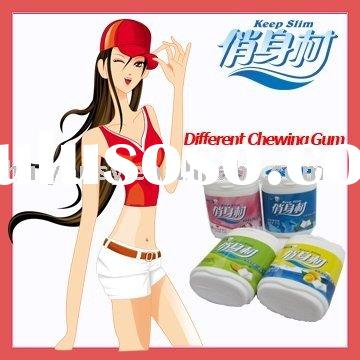 Slim Chewing Gum, Confectionery, Health Food from Manufacturer