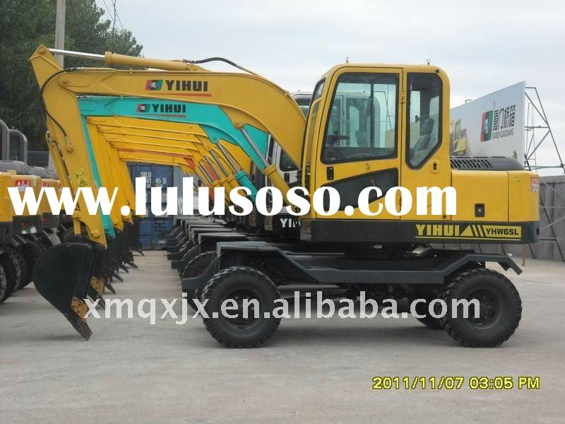 Daewoo Wheeled Excavators For Sale