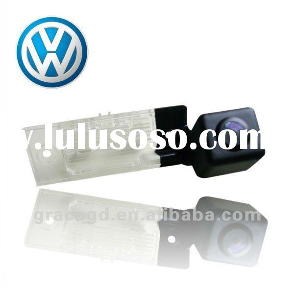 Sony Ccd number plate car rear view camera for VW.GOLF6(2010) SCIROCCO PASSAT CC