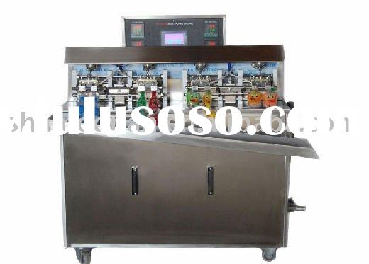 Soymilk filling sealing packing machine