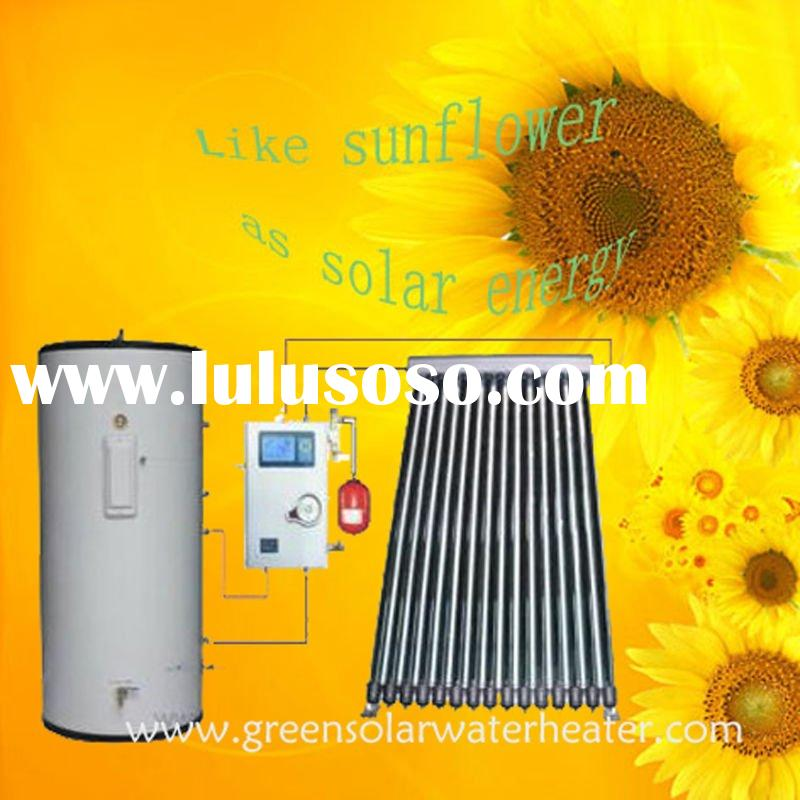 Split Pressurized Solar Water Heater /solar panel