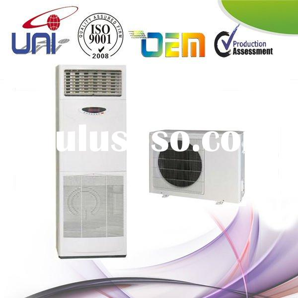 Split Type Floor Standing Air Conditioner R22 or R410 refrigerant