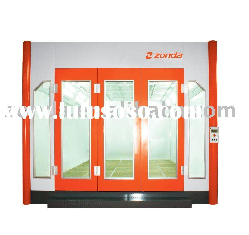 Spray booth, oven booth, painting booth, baking booth