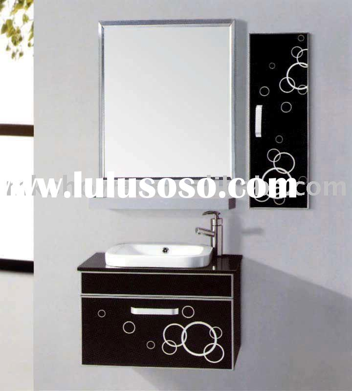 Stainless Steel Bathroom Vanity(MK-F8028) with elegant style