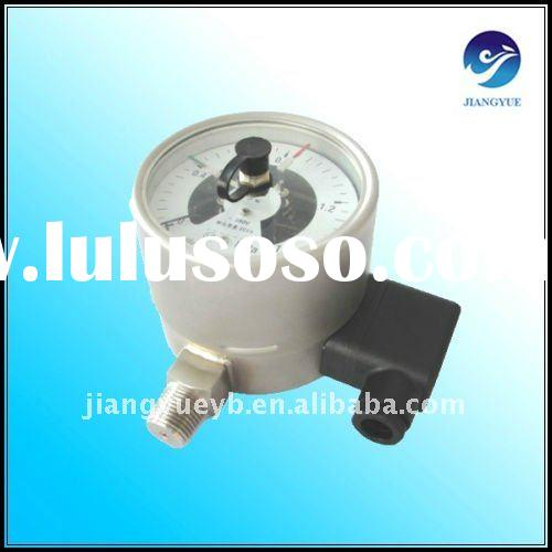 Stainless Steel Case Electric Contact Pressure Gauge