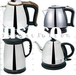 Stainless steel electric boiling water kettle with factory price