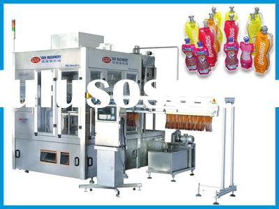 Standup Bag Filling Sealing Machine