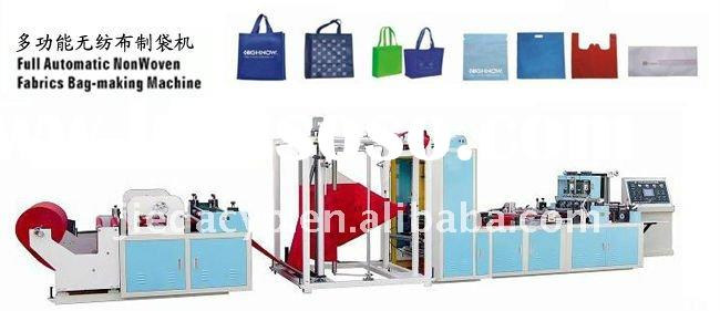 Supply Dongguan automatic non woven bag making machine