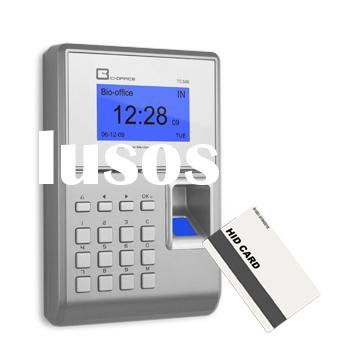 TC550 Fingerprint & RFID Time Attendance and Access Control