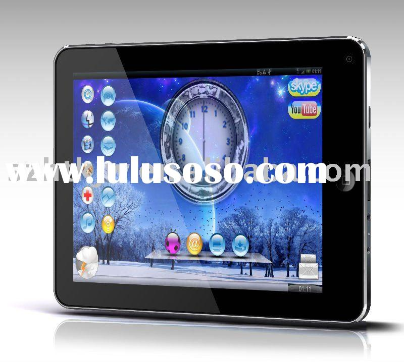 Tablet PC 8inch google android tablet 3G windows OS android 1.6 3D game, G-sensor Arabic android