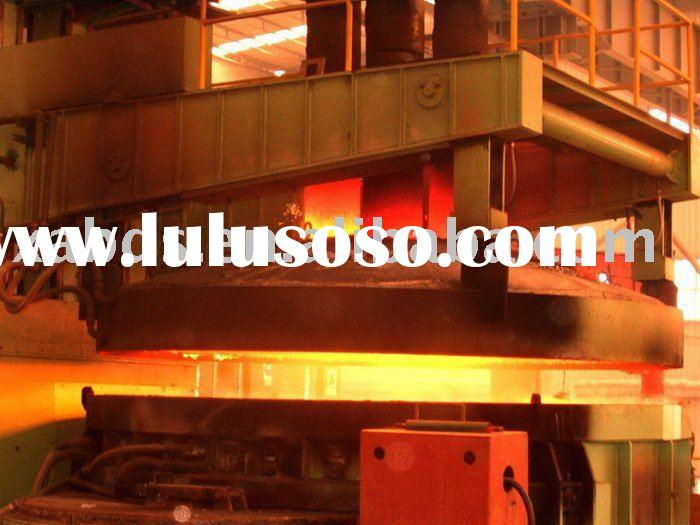 Three-phase AC steelmaking electric arc furnace