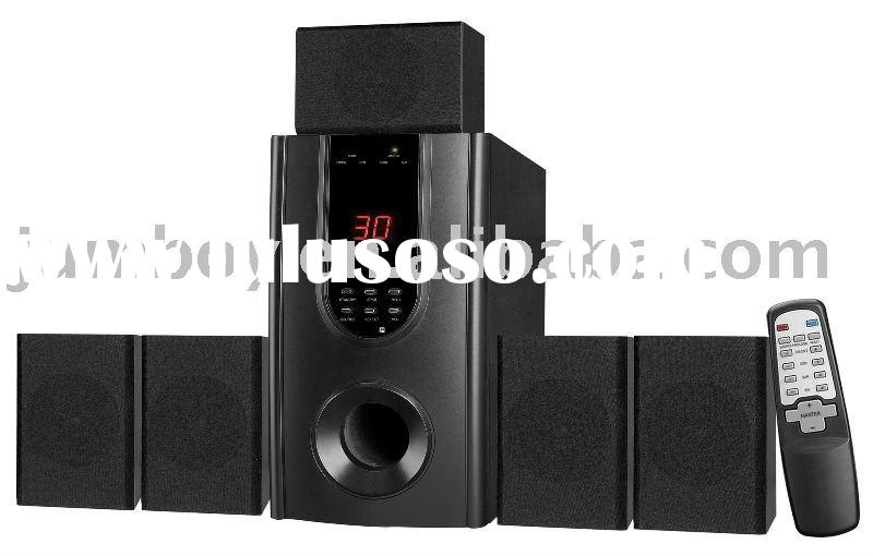 USB 5.1 home theater, home theater system