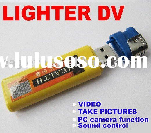 USB Mini DV Lighter Hidden Camera DVR Cam Camcorder