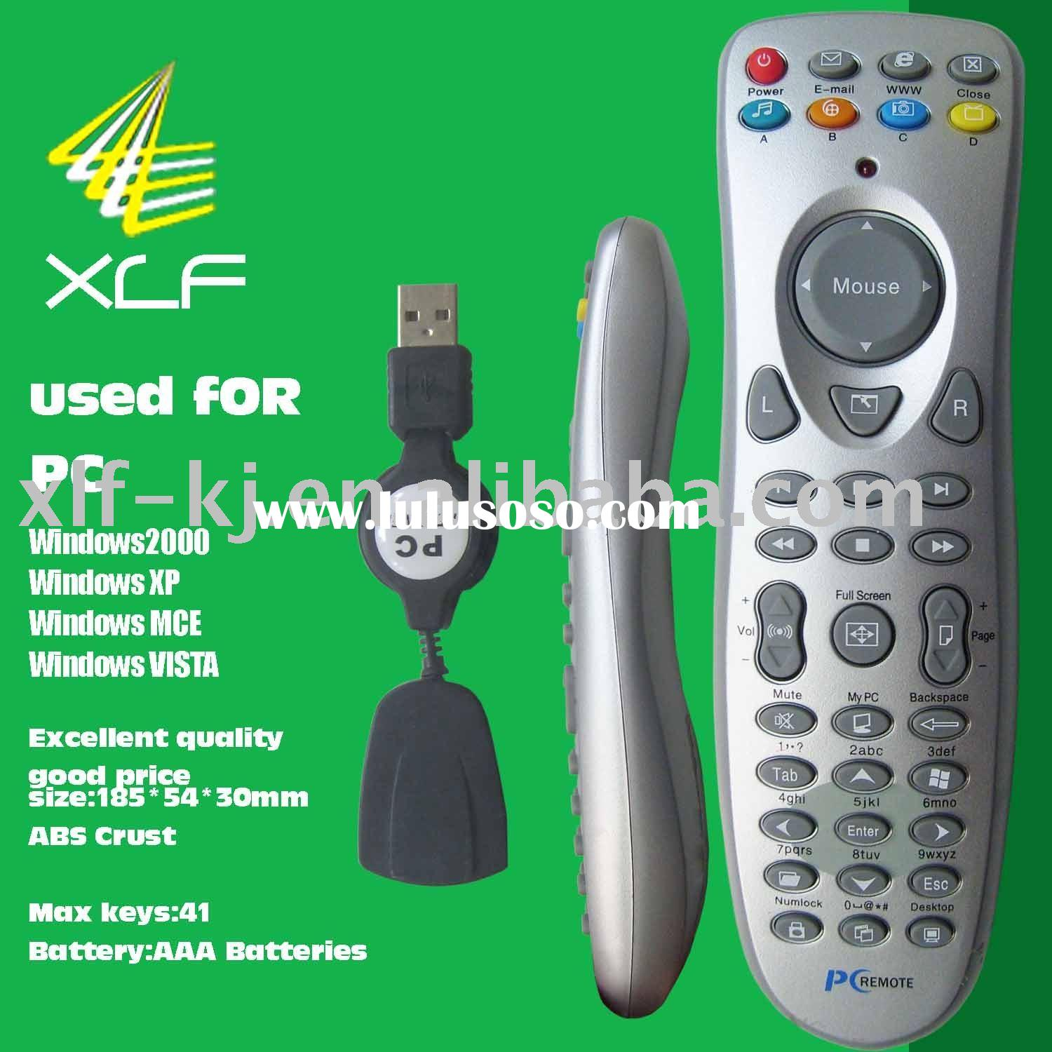 Universal remote control,DM-box remote control, USB latop pc remote control