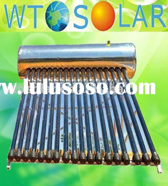 WTO-HP hot passive solar water heater
