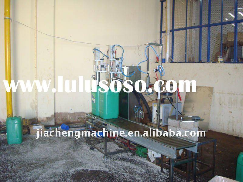 Wall spray paint Can Weighing Filling Machine with Capping sealing(CE certificate)