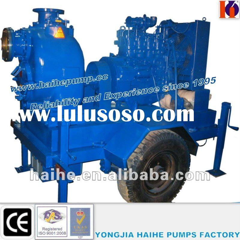 Water Cooled Deutz Diesel Engine Pump