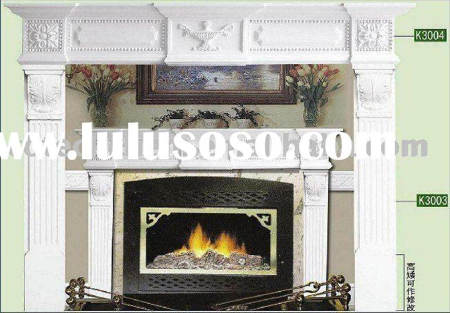 Water Proof/PU Fireplace/building material/substitution of gypsum plaster /construction