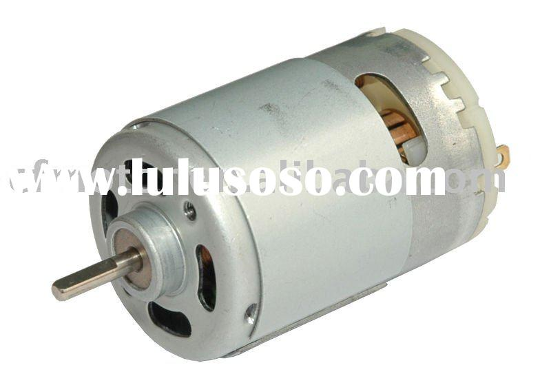 Water pump motors RS-540SA,12 v dc electric motor, small electric motors