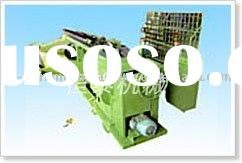 Weaving Machine of Hexagonal Wire Netting Based on the Principle of Clockwise and Counterclockwise T