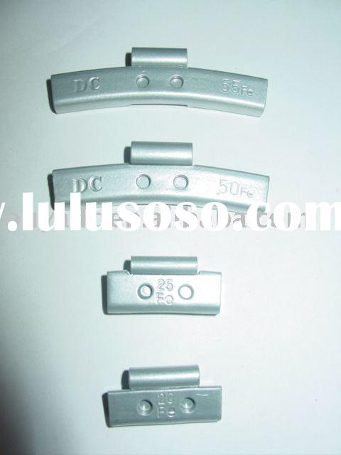 Wheel weight/balance weight/wheel balance weight/Fe Balance Weights/steel weights