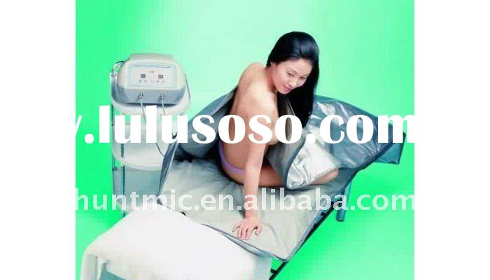Wholesale New Air pressure Far Infrared body Sauna Slimming Blanket weight loss equipment
