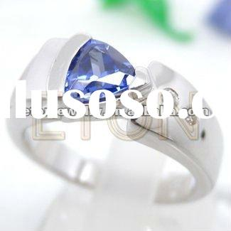 Wholesale hot sale high polished lead and nickle free fashion 925 sterling silver ring jewelry (R556