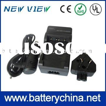 Wireless Camera Battery Travel Charger with Car Charger
