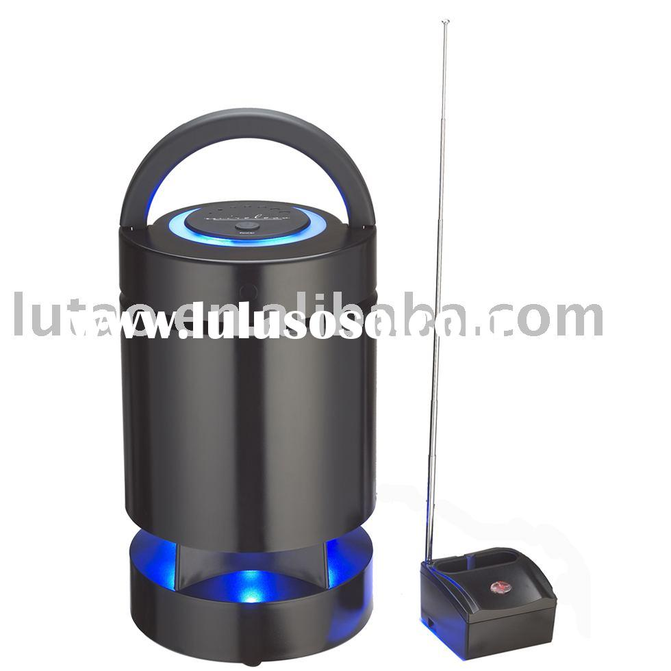 Wireless portable PC speaker