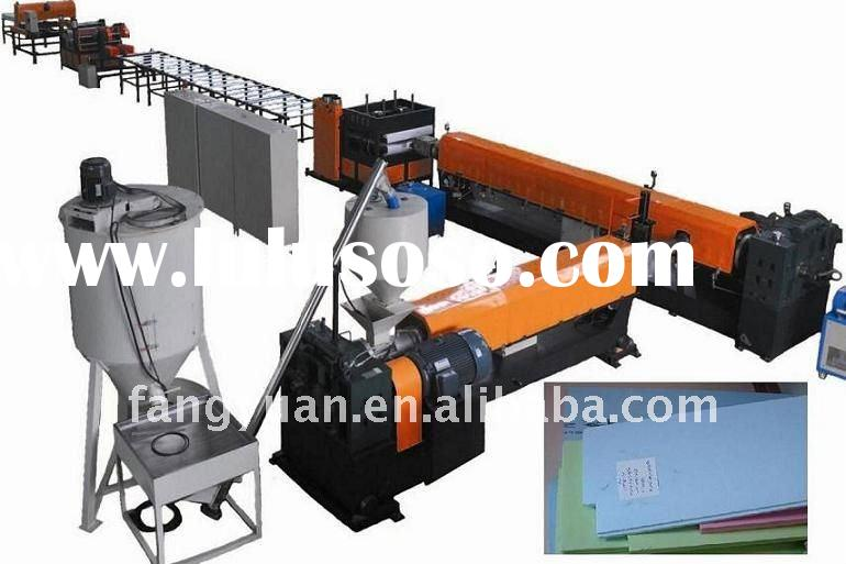 XPS Board Extrusion Line