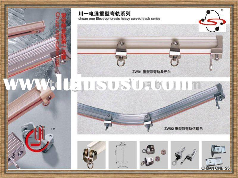 YW Heavy Flexible curtain track