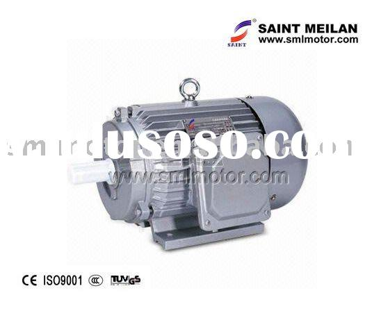Y series three phase ac electric motor(0.25kw-132kw)