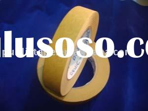 Yellow Color Masking Tape High temperature heat resistance