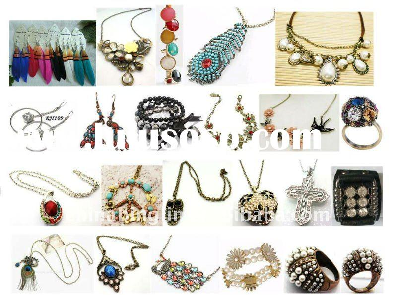 Cheap Fashion Jewelery Accessories Yiwu Fashion Accessories Agent
