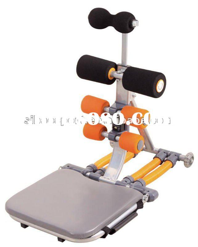 Yongkang Sibao abdominal crunch machine exercise