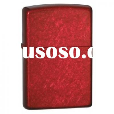 ZIPPO Lighter - 21063 Candy Apple Red