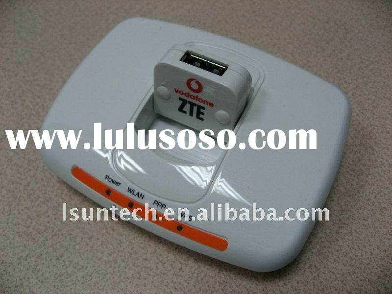 ZTE MF10, Connect to USB Modem 3G WIFI Router