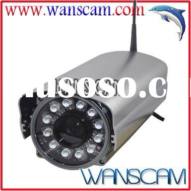 Zoom IP Camera with IR 100 M
