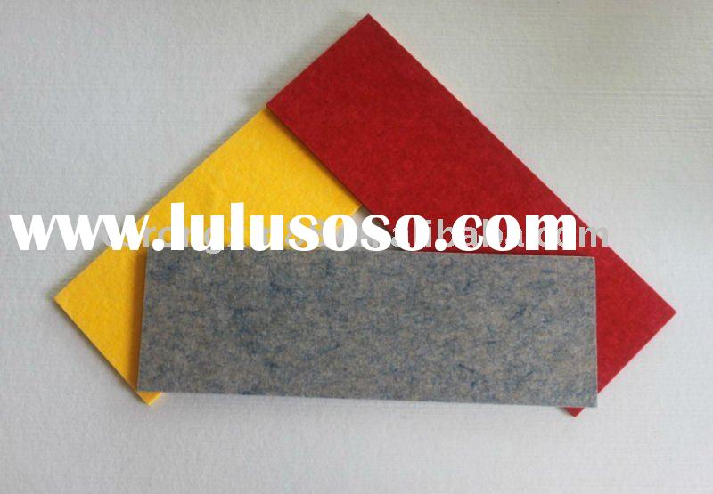 acoustic sound absorption ceiling panel