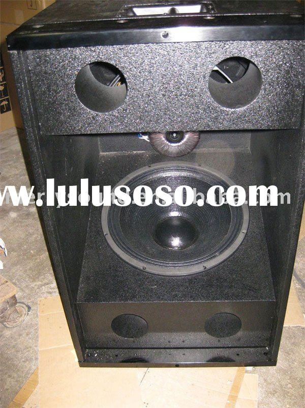 active line array speaker, sound box, PA system (LA-218BA)