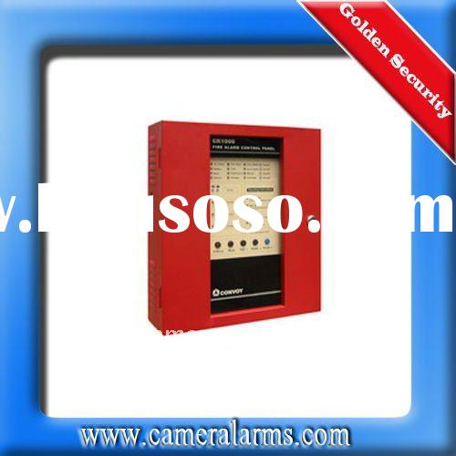 addressable fire alarm Panel with Resettable four-wire smoke detector power