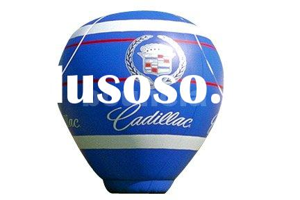 advertising inflatables, promotion balloon, roof top ball
