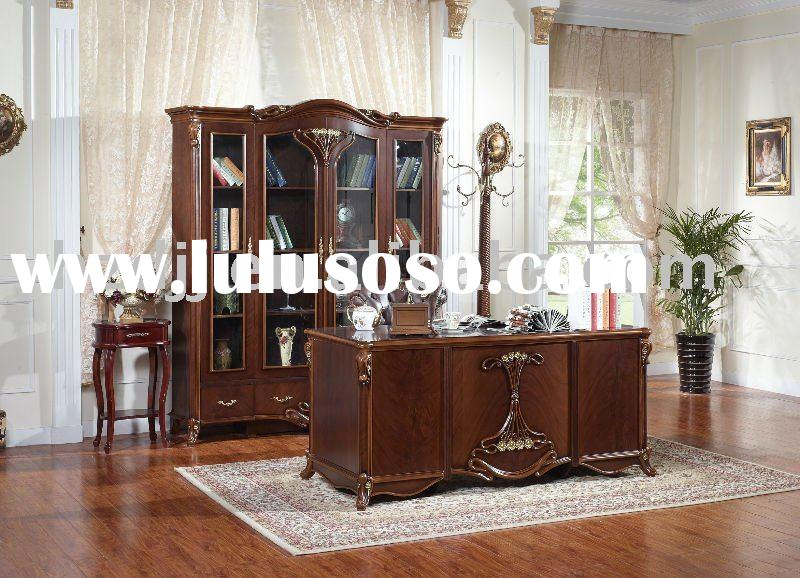 antique office furniture/home furniture/office desk/bookcase 20101