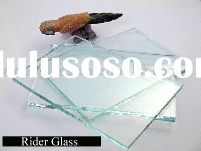 aquarium glass clear float glass/extra clear glass 4-19mm