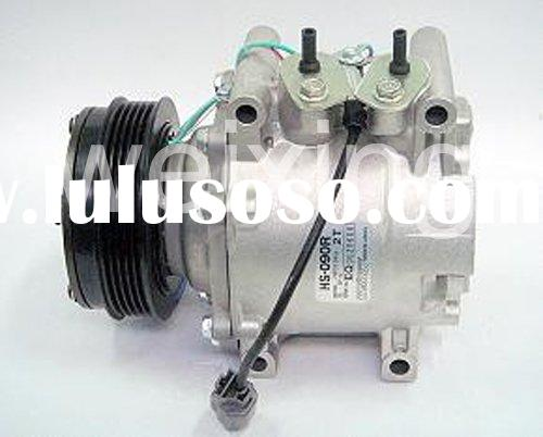 auto air conditioning compressor HS090R for HONDA JAZZ/FIT