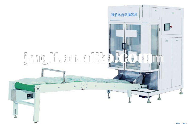 auto bag water filling packing machine